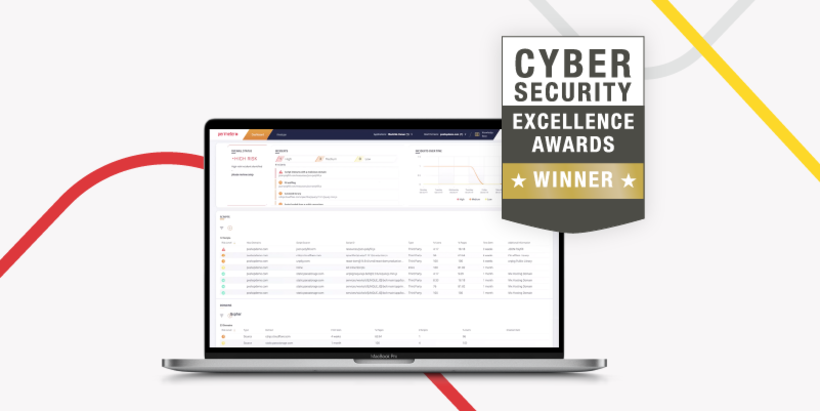 PerimeterX Awarded Gold for Best Magecart Protection by the 2020 Cybersecurity Excellence Awards
