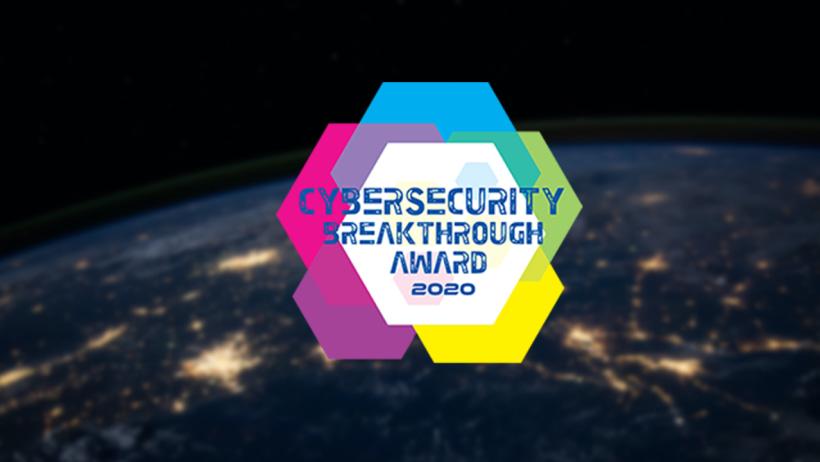 2020 Cybersecurity Breakthrough Awards