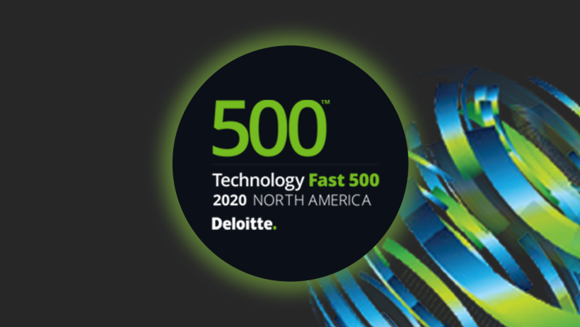 2020 Deloitte Technology Fast 500 Ranking for PerimeterX