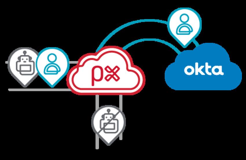 PerimeterX Bot Defender for Okta Customer Identity