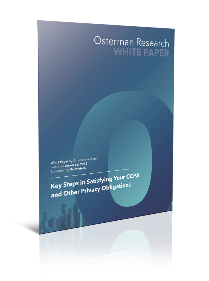 Key Steps in Satisfying Your CCPA and Other Privacy Obligations