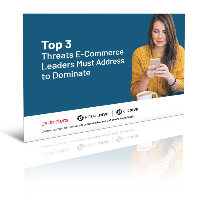 Top 3 Threats E-commerce Leaders Must Address to Dominate Cover Image