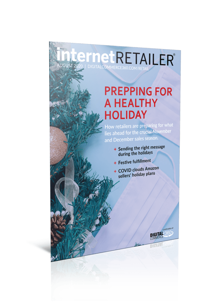 Internet Retailer: How to Prepare for 2020 Holiday Shopping