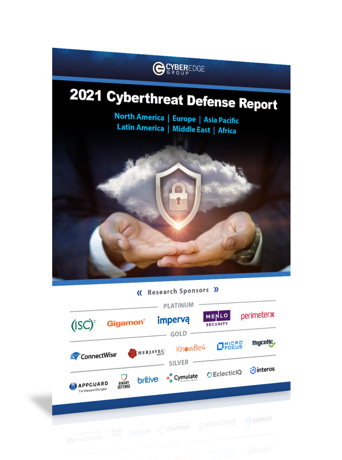 Cyberthreat Defense Report 2021