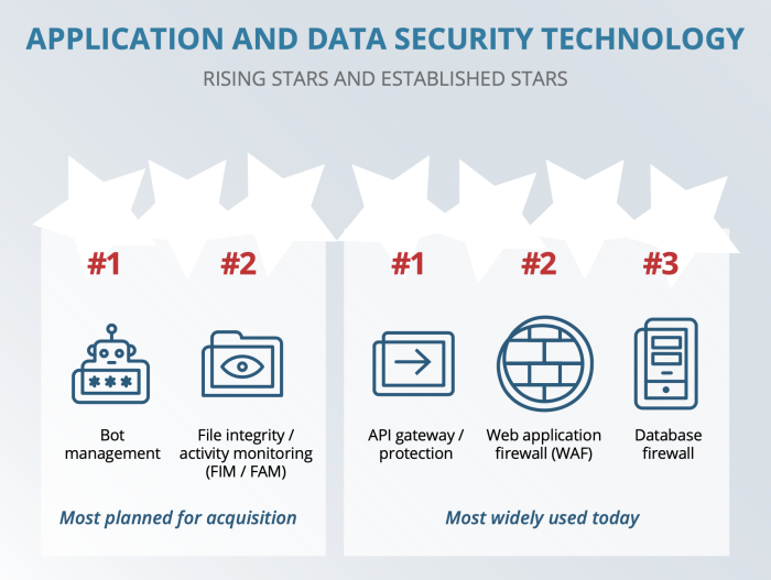 Application and Data Security Technology